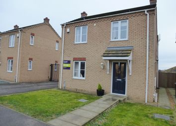 Thumbnail 3 bed detached house for sale in The Wroe, Emneth, Wisbech