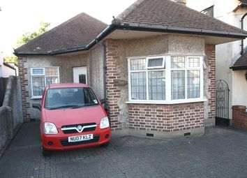 Thumbnail 2 bed detached bungalow for sale in Chalkwell Park Drive, Leigh-On-Sea