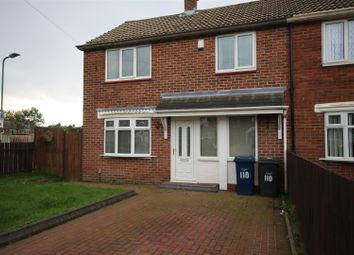 Thumbnail 2 bed end terrace house for sale in Rembrandt Avenue, South Shields