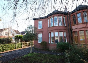 Thumbnail 4 bed semi-detached house for sale in Rosedale Gardens, Maryhill Park, Glasgow