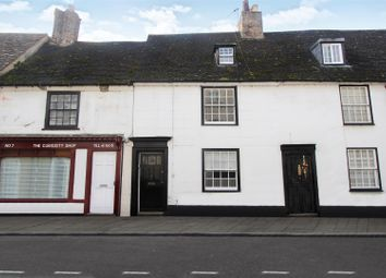 Thumbnail 2 bedroom terraced house to rent in St. Clements, High Street, Huntingdon