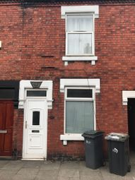 Thumbnail 4 bedroom terraced house to rent in Ashford Street, Stoke On Trent