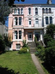 Thumbnail 8 bed town house to rent in Connaught Avenue, Mutley, Plymouth