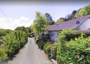 Thumbnail 1 bed semi-detached bungalow for sale in Larder Cottage, Lamorna, Penzance, Cornwall.