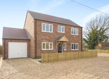 Thumbnail 4 bed detached house for sale in Workhouse Lane, Upwell, Wisbech