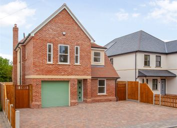 Thumbnail 4 bed detached house for sale in Southend Road, Howe Green, Chelmsford