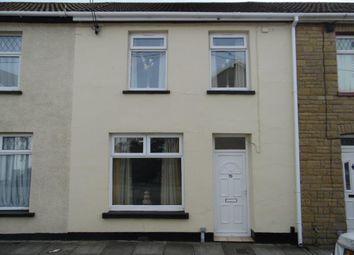 Thumbnail 2 bed terraced house to rent in Caerhendy Street, Dowlais, Merthyr Tydfil
