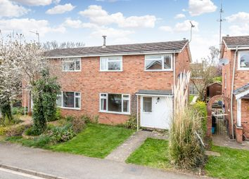 Thumbnail 3 bed semi-detached house for sale in Bourne Road, Riseley, Bedford