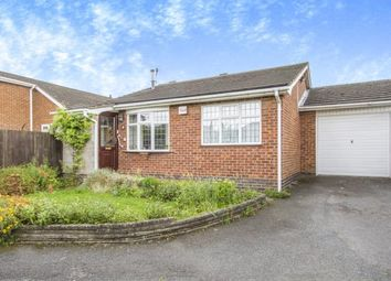 Thumbnail 2 bed bungalow for sale in Hazelbank Close, Stadium Estate, Leicester, Leicestershire