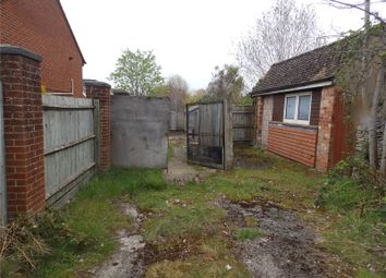 Thumbnail Land for sale in Whitworth Road, Swindon, Wiltshire