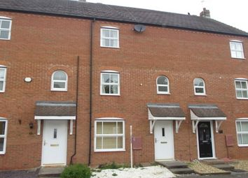 Thumbnail 4 bedroom town house to rent in Colchester Court, Bletchley, Milton Keynes