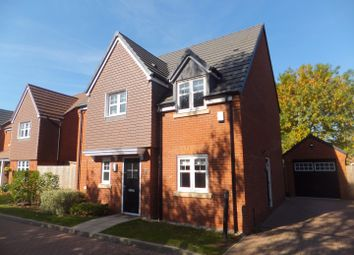 Thumbnail 4 bed detached house to rent in Old Marl Close, Four Oaks, Sutton Coldfield