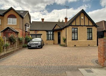 Thumbnail 3 bed detached bungalow for sale in Coles Green Road, London