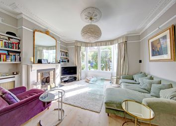 Thumbnail 4 bed terraced house for sale in Broomwood Road, London