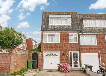 Thumbnail 3 bed end terrace house for sale in Elmtree Road, Farlington, Portsmouth