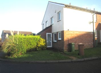 Thumbnail 1 bed terraced house to rent in Holloway Gardens, Plymstock, Plymouth