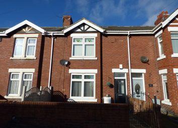 Thumbnail Town house for sale in Newbiggin Road, Ashington