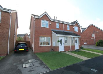 Thumbnail 3 bed semi-detached house for sale in Stonefont Close, Walton, Liverpool