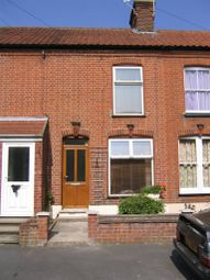 Thumbnail 2 bedroom terraced house to rent in Sewell Road, Norwich