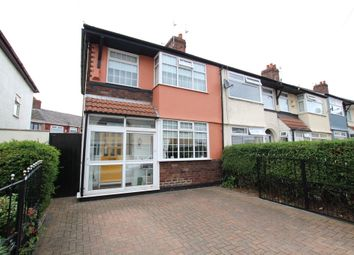 Thumbnail 3 bed semi-detached house for sale in St. Austells Road, Walton, Liverpool