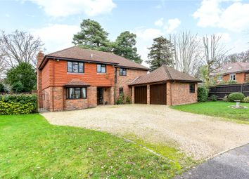 Thumbnail 5 bed detached house for sale in Prides Crossing, Winkfield Road, Ascot, Berkshire