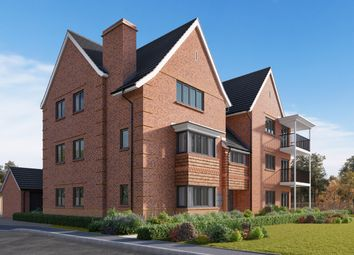 "Thumbnail 2 bed flat for sale in ""Limebrook Apartments - First Floor 2 Bed"" at Wycke Hill, Maldon"