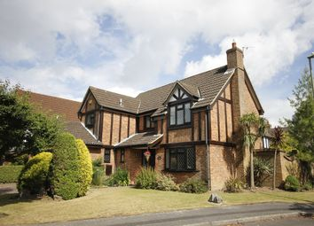 Thumbnail 4 bed detached house for sale in Erica Close, Locks Heath, Southampton