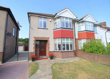 Thumbnail 3 bed semi-detached house for sale in Dulverton Road, New Eltham