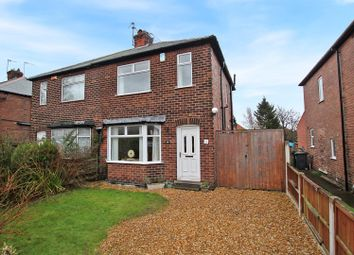 Thumbnail 2 bedroom semi-detached house for sale in Thoresby Avenue, Gedling, Nottingham