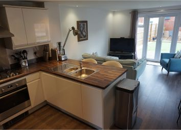 Thumbnail 2 bed end terrace house for sale in Mariners Walk, Barry