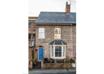 3 bed terraced house for sale in Sandringham Street, York YO10