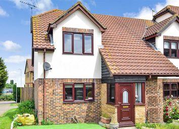 Thumbnail 2 bed end terrace house for sale in Wickham Close, Newington, Sittingbourne, Kent