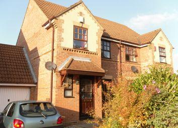Thumbnail 3 bedroom semi-detached house to rent in Grace Avenue, Oldbrook, Milton Keynes, Buckinghamshire
