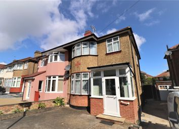 Thumbnail 3 bed semi-detached house for sale in Woodfield Avenue, Colindale, London