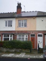Thumbnail 2 bed terraced house to rent in Hampton Court Road, Harborne, Birmingham