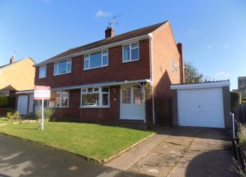 Thumbnail 3 bedroom semi-detached house for sale in Welbeck Road, Radcliffe-On-Trent, Nottingham