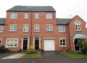 Thumbnail 3 bedroom town house for sale in Albion Close, Atherton, Manchester