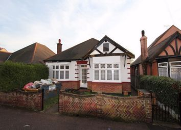 Thumbnail 3 bed detached bungalow for sale in Bonchurch Avenue, Leigh-On-Sea, Essex