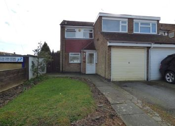 Thumbnail 3 bed semi-detached house for sale in Asquith Boulevard, West Knighton, Leicester, Leicestershire