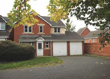 Thumbnail 4 bedroom detached house for sale in Dorothy Adams Close, Cradley Heath, West Midlands