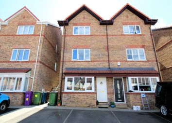 Thumbnail 4 bed town house for sale in Berryknowes Drive, Cardonald