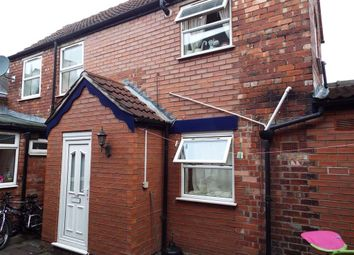 Thumbnail 2 bed property to rent in Sausthorpe Street, Lincoln