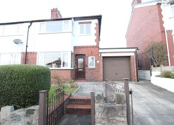 Thumbnail 3 bedroom semi-detached house to rent in Clement Road, Chell, Stoke-On-Trent