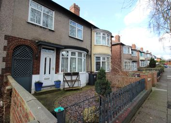 Thumbnail 3 bed terraced house for sale in North Rise, Darlington