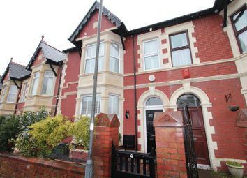 Thumbnail Terraced house for sale in Harbour Road, Barry