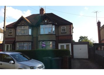 Thumbnail 3 bed semi-detached house for sale in Dunstable Road, Luton