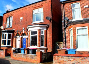 Thumbnail 2 bedroom end terrace house to rent in Gleaves Road, Eccles, Manchester