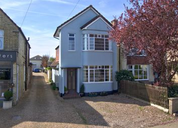 Thumbnail 3 bed property for sale in Shelford Road, Trumpington, Cambridge