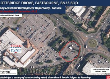 Thumbnail Land for sale in Land At Lottridge Drove, Eastbourne, East Sussex