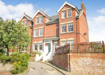 Thumbnail 4 bed terraced house to rent in Prospect Road, Tunbridge Wells